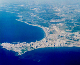 Geotimes - March 2006 - Uncovering ancient harbors
